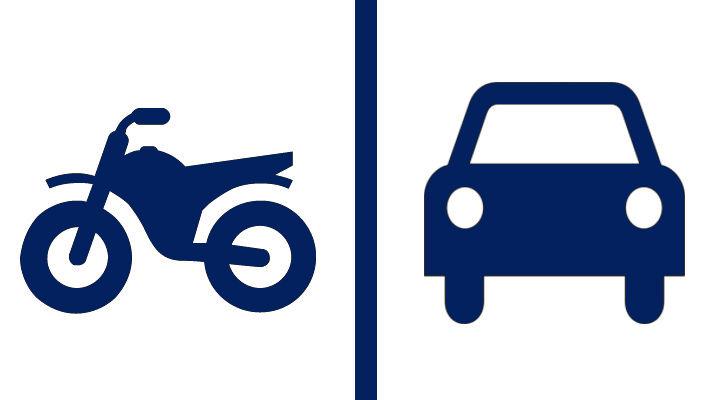 elegir entre moto y coche