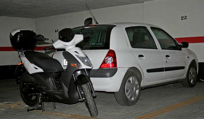 coche o moto
