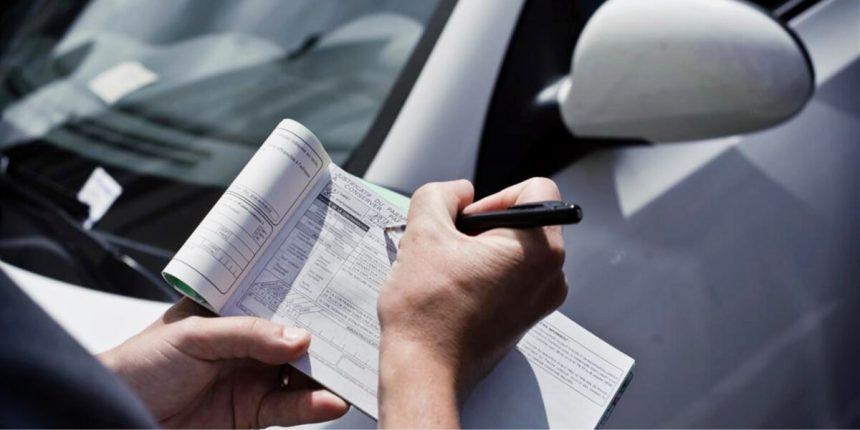 Consejos para evitar multas al volante